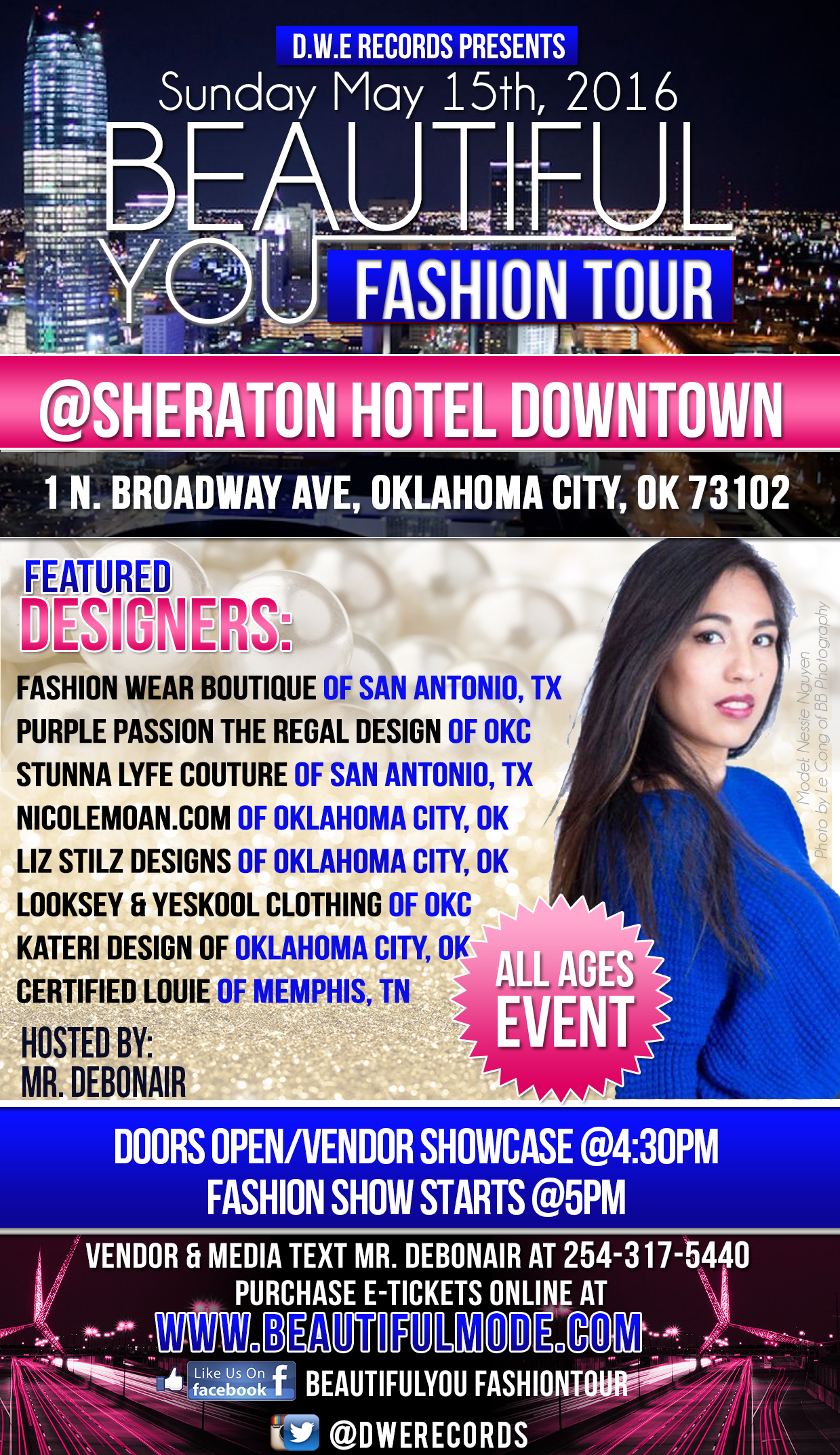 Oklahoma City, OK</a><br> by <a href='/profile/Mr-Debonair-BYFT-Director/'>Mr. Debonair BYFT Director</a>